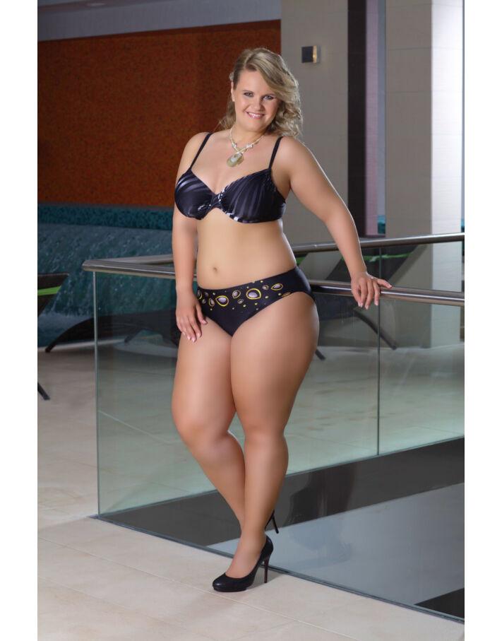 Merevítős bikini/102-523