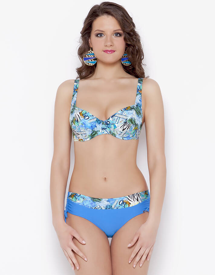 Zambia szivacskosaras bikini/102-567