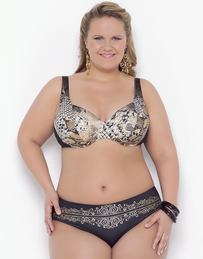 Amazonas merevítős,alakformáló bikini/102-386