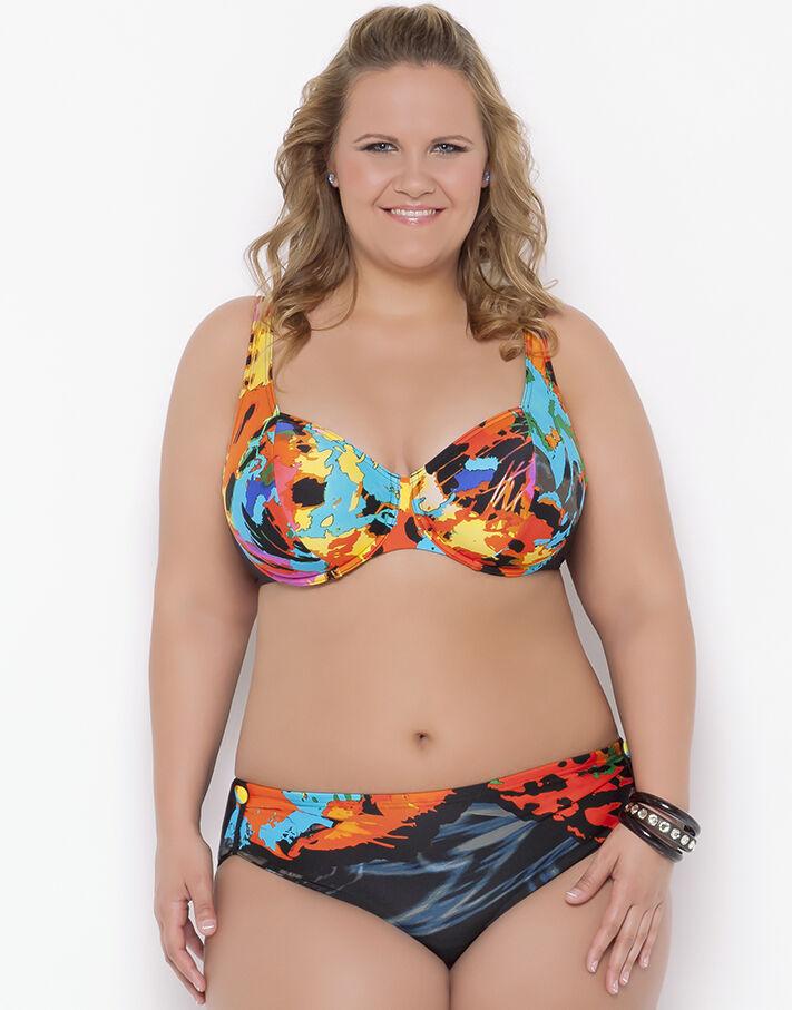 Tanzania merevítős,alakformáló bikini/102-386