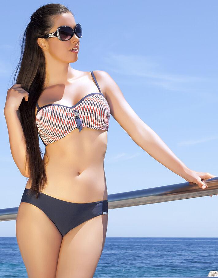 Navy bikini