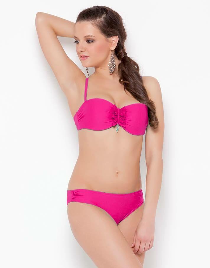 Malaga push up,pánt nélkül is hordható bikini/102-728