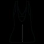 Szivacskosaras fürdőruha /101-702