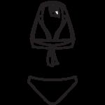 Háromszöges bikini/102-484