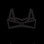 Szivacsos felső / 122-578