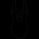 Mell alatt szabott fürdőruha/101-575