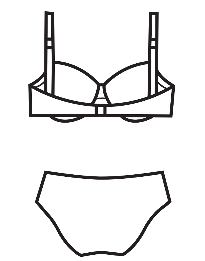 Szivacsos bikini E kosárig 102-589 - 2018 - Bahama Collection 3d0d302f07
